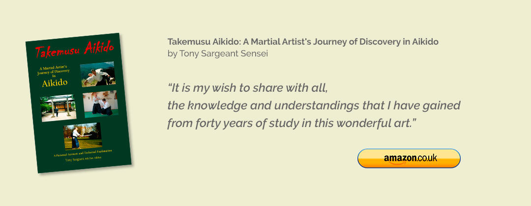 Takemusu Aikido: A Martial Artist's Journey of Discovery in Aikido